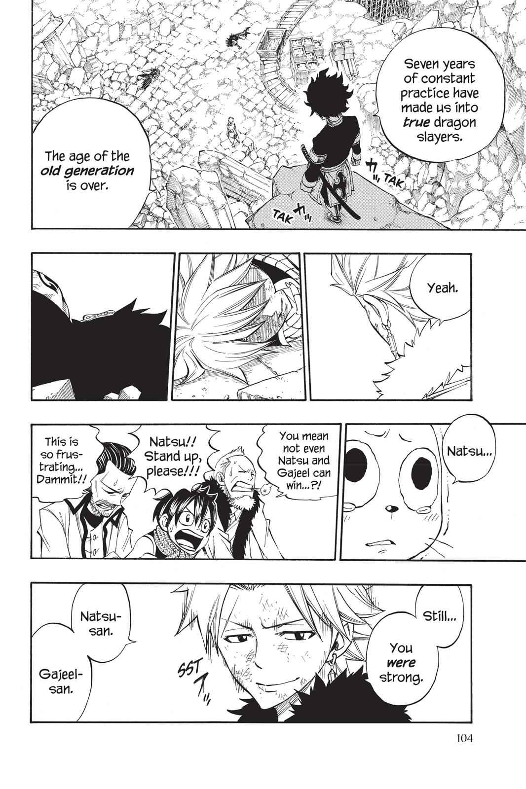 Fairy Tail Chapter 295 Page 22