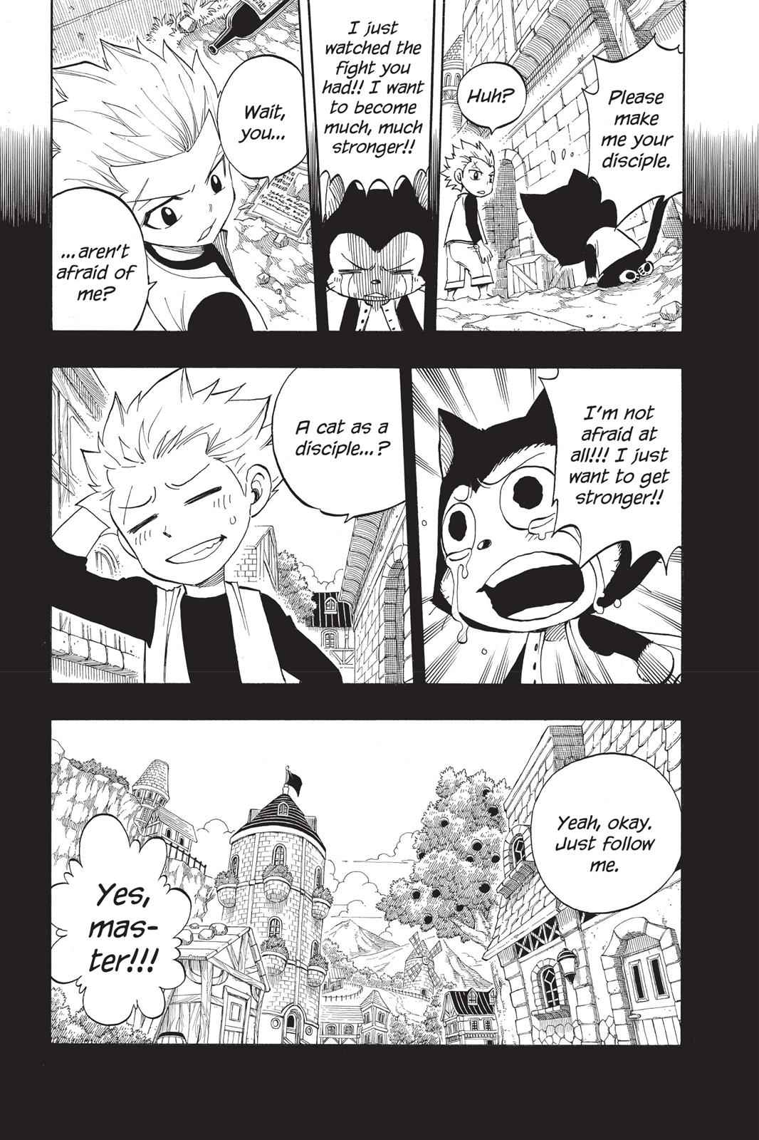 Fairy Tail Chapter 296 Page 12