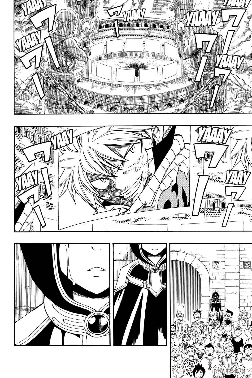 Fairy Tail Chapter 296 Page 2