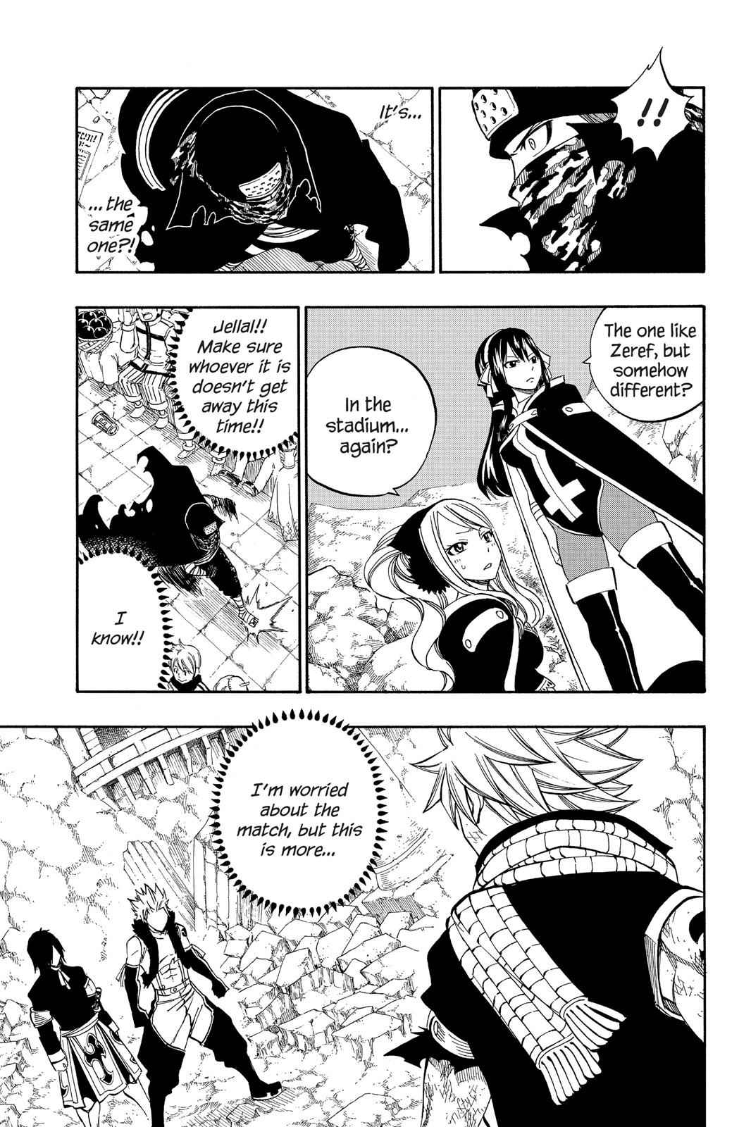 Fairy Tail Chapter 296 Page 3