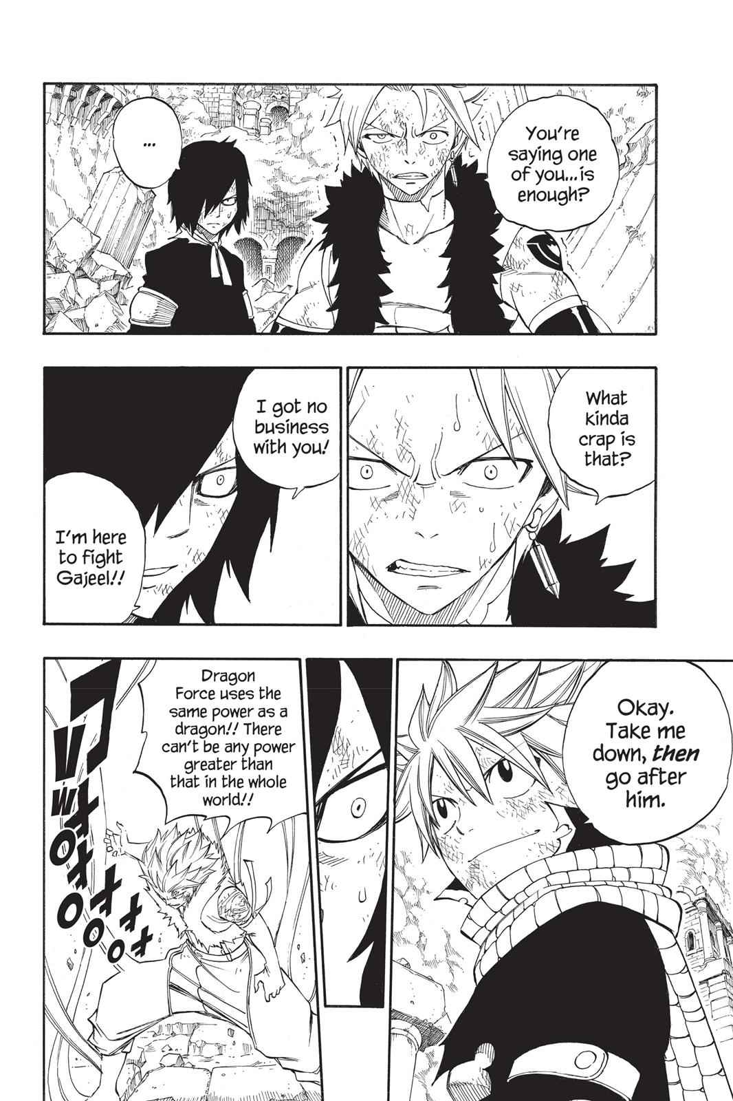 Fairy Tail Chapter 296 Page 4