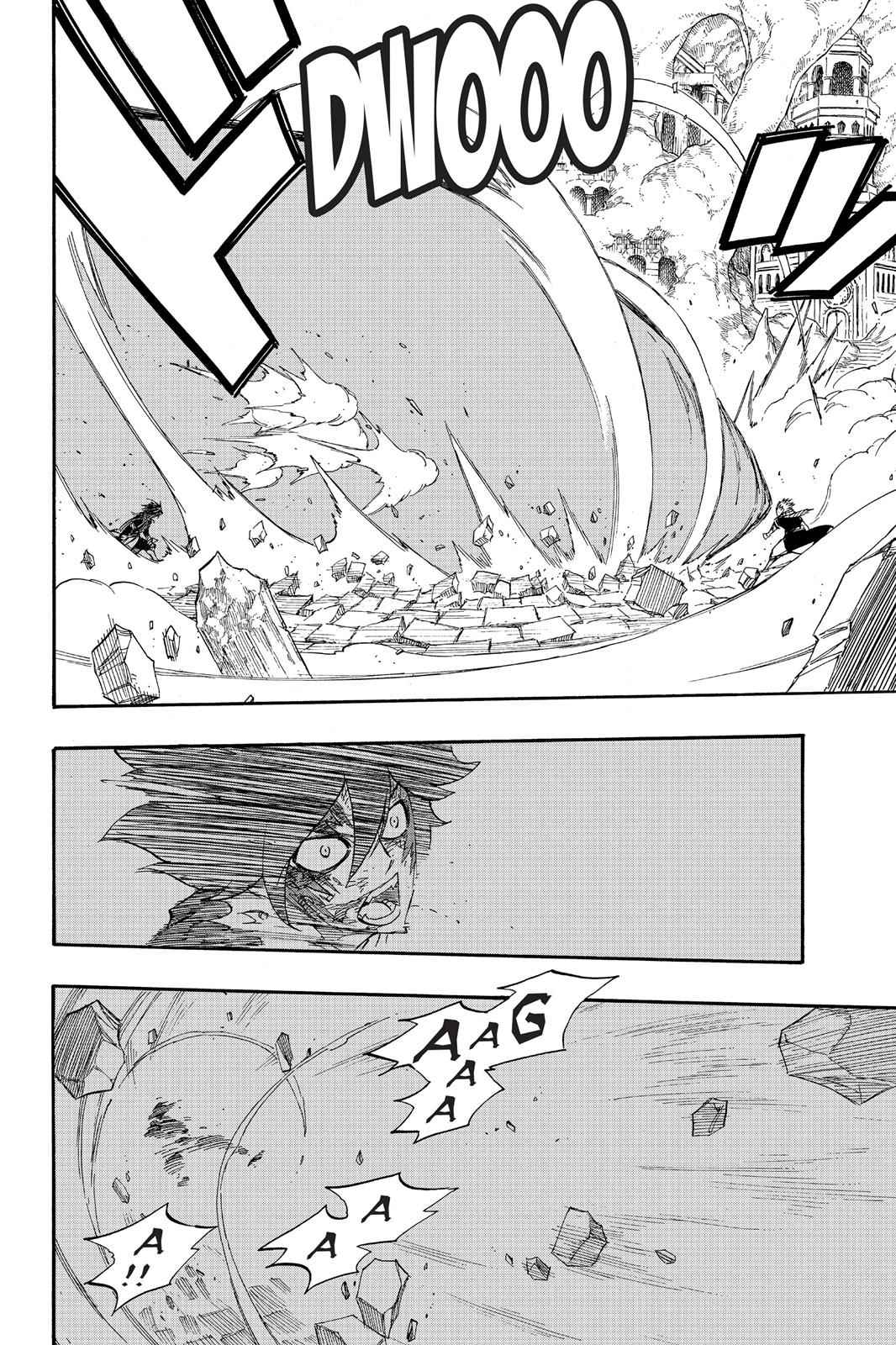 Fairy Tail Chapter 296 Page 8