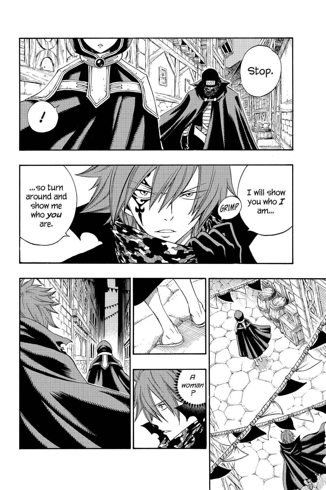 Fairy Tail Chapter 297 Page 17