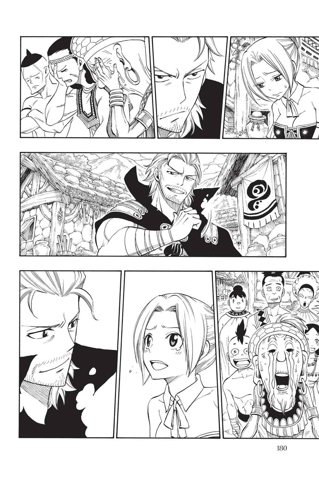 Fairy Tail Chapter 299 Page 10