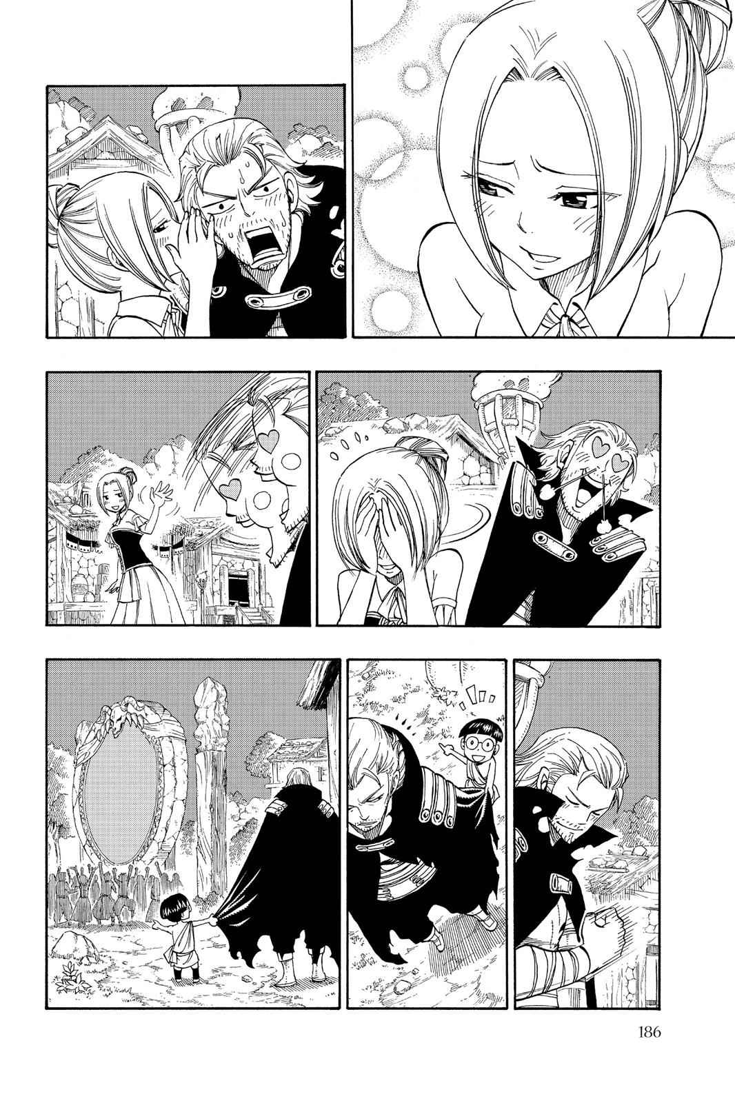 Fairy Tail Chapter 299 Page 16