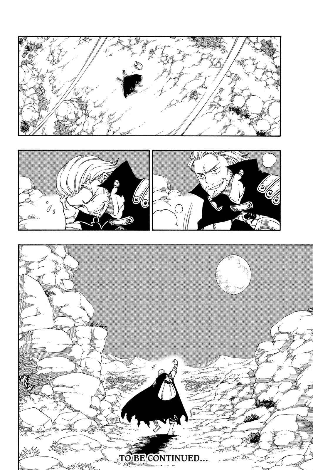 Fairy Tail Chapter 299 Page 20
