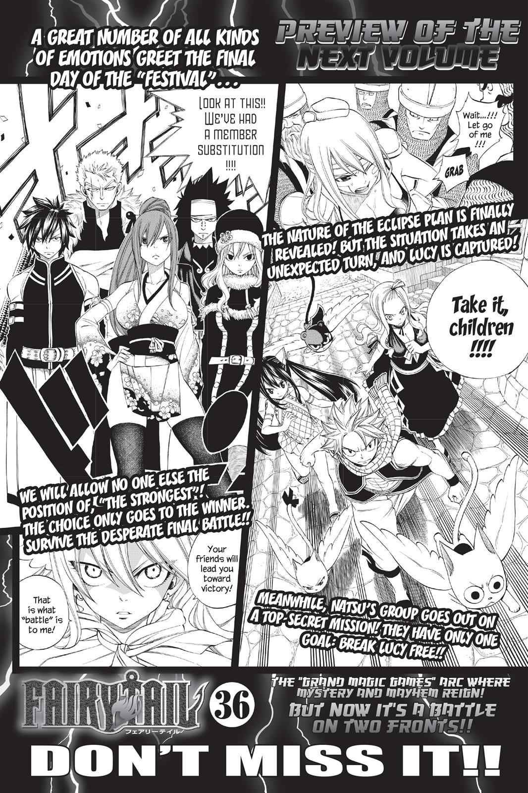 Fairy Tail Chapter 299 Page 26