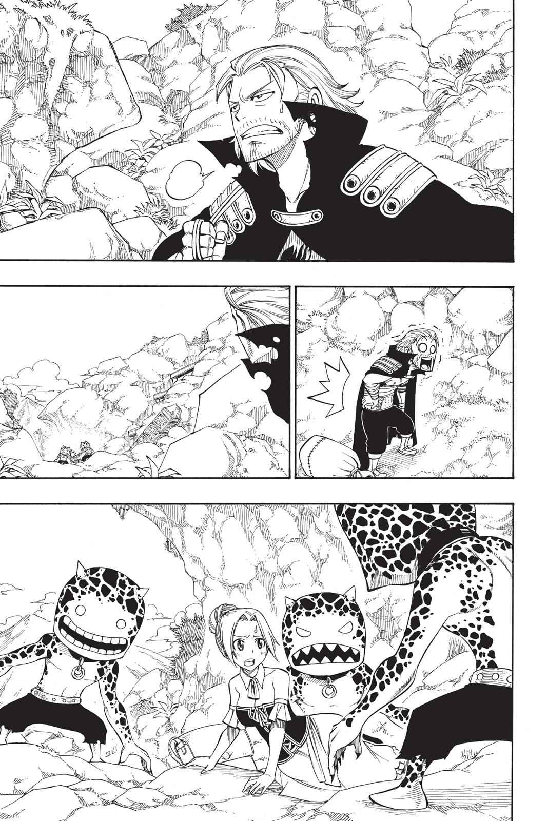 Fairy Tail Chapter 299 Page 3
