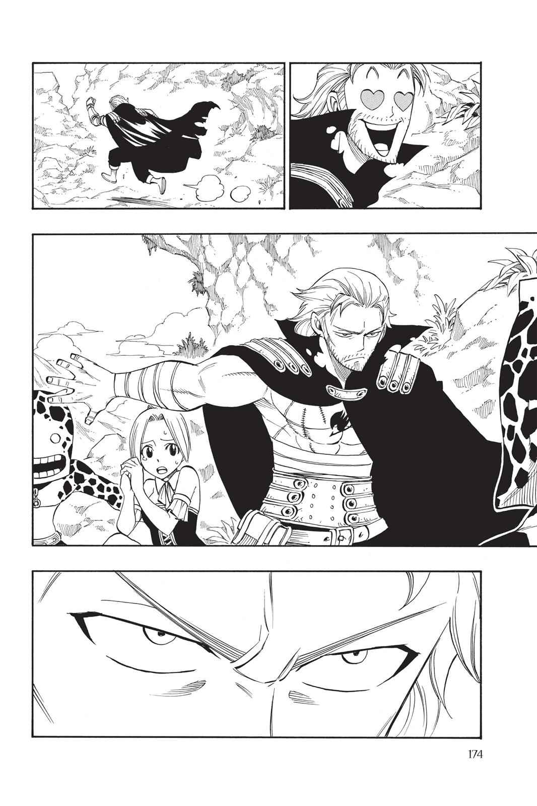 Fairy Tail Chapter 299 Page 4