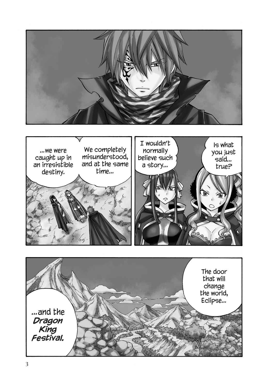 Fairy Tail Chapter 300 Page 5