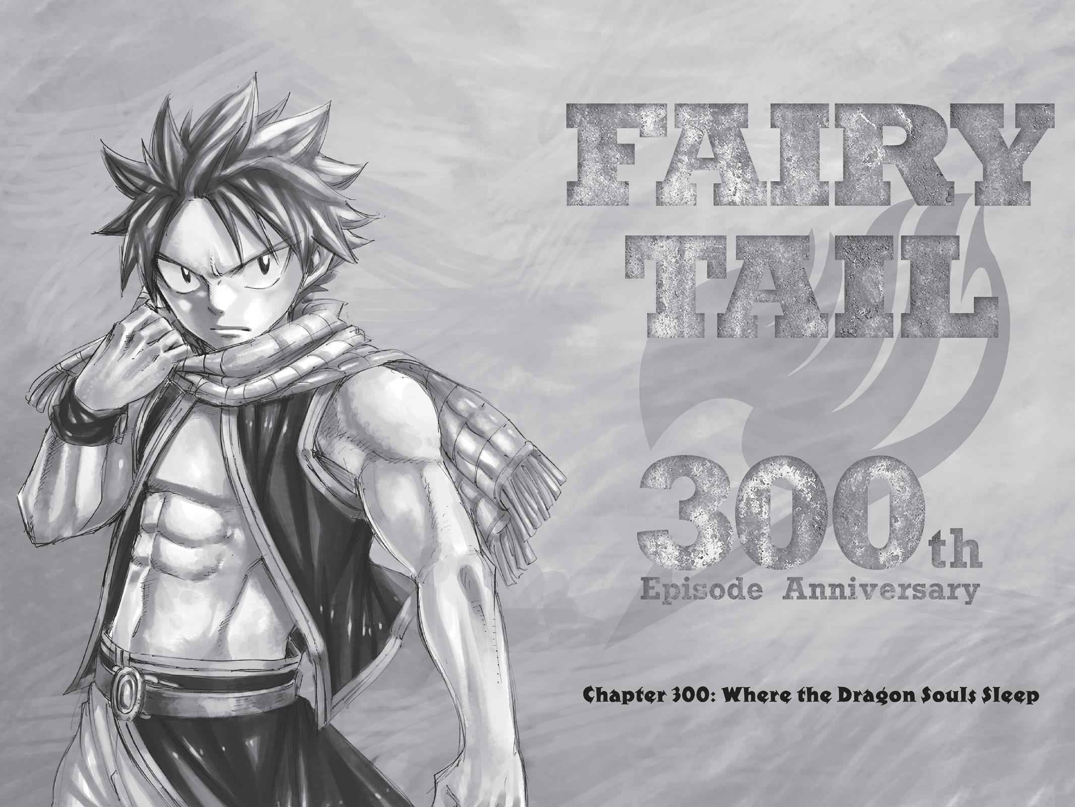 Fairy Tail Chapter 300 Page 6