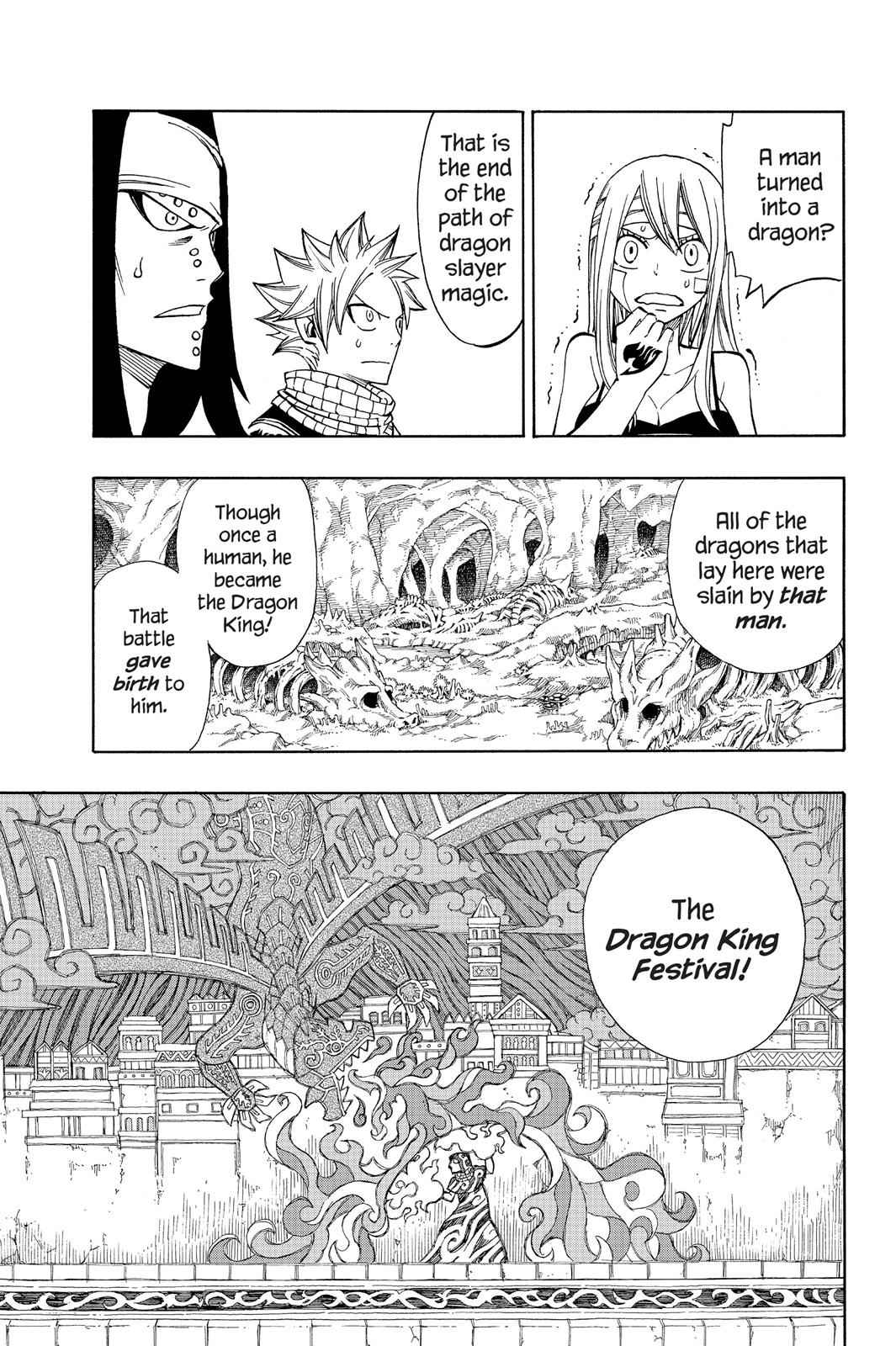 Fairy Tail Chapter 301 Page 14