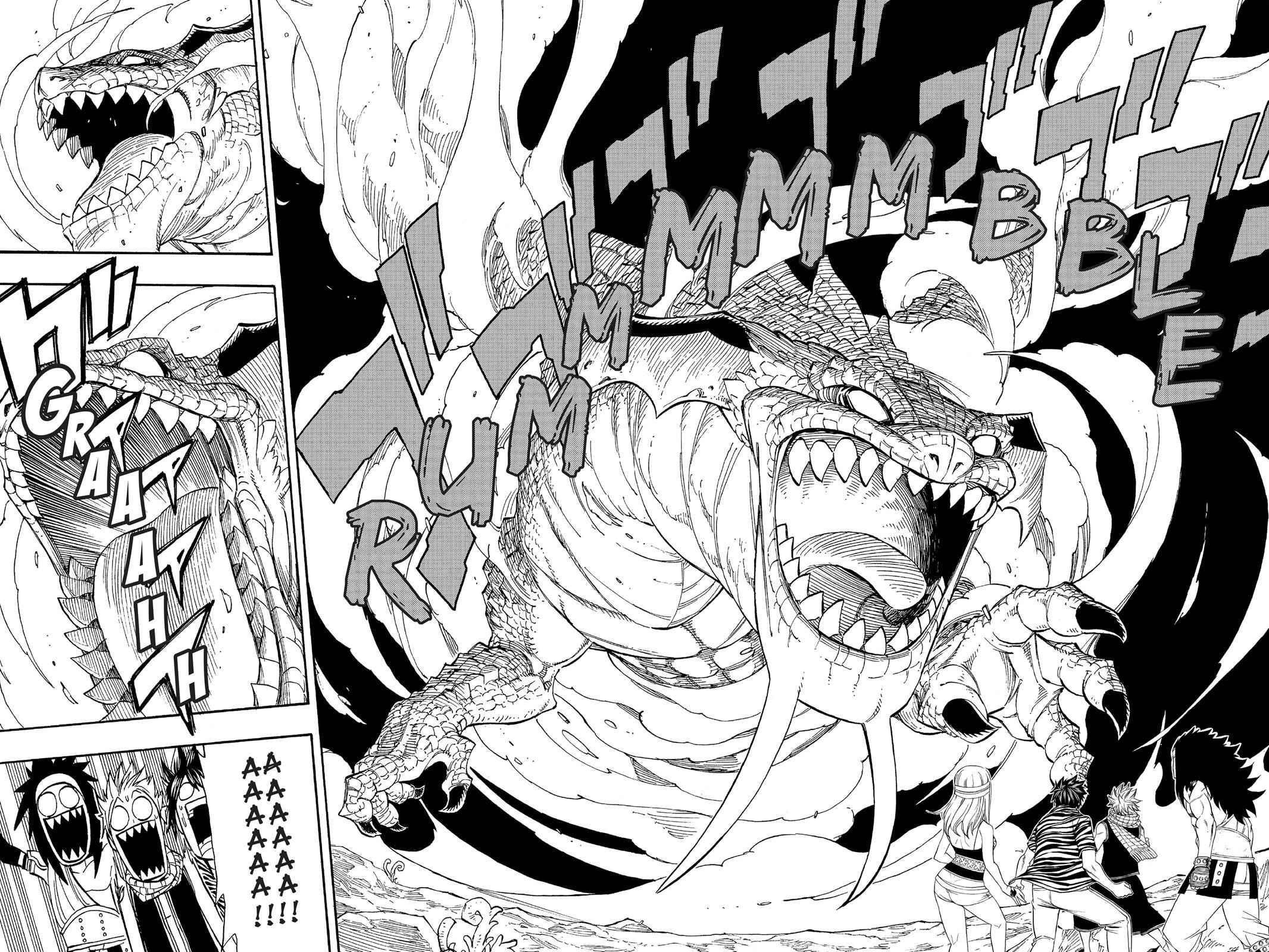 Fairy Tail Chapter 301 Page 6