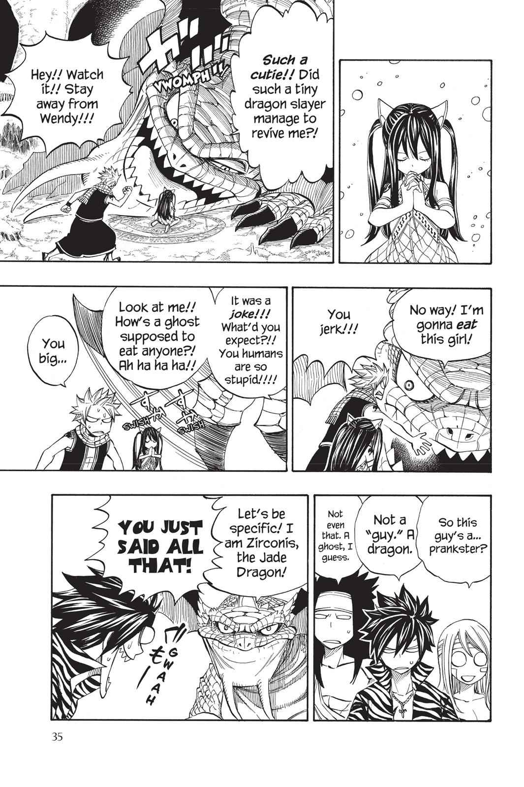 Fairy Tail Chapter 301 Page 8