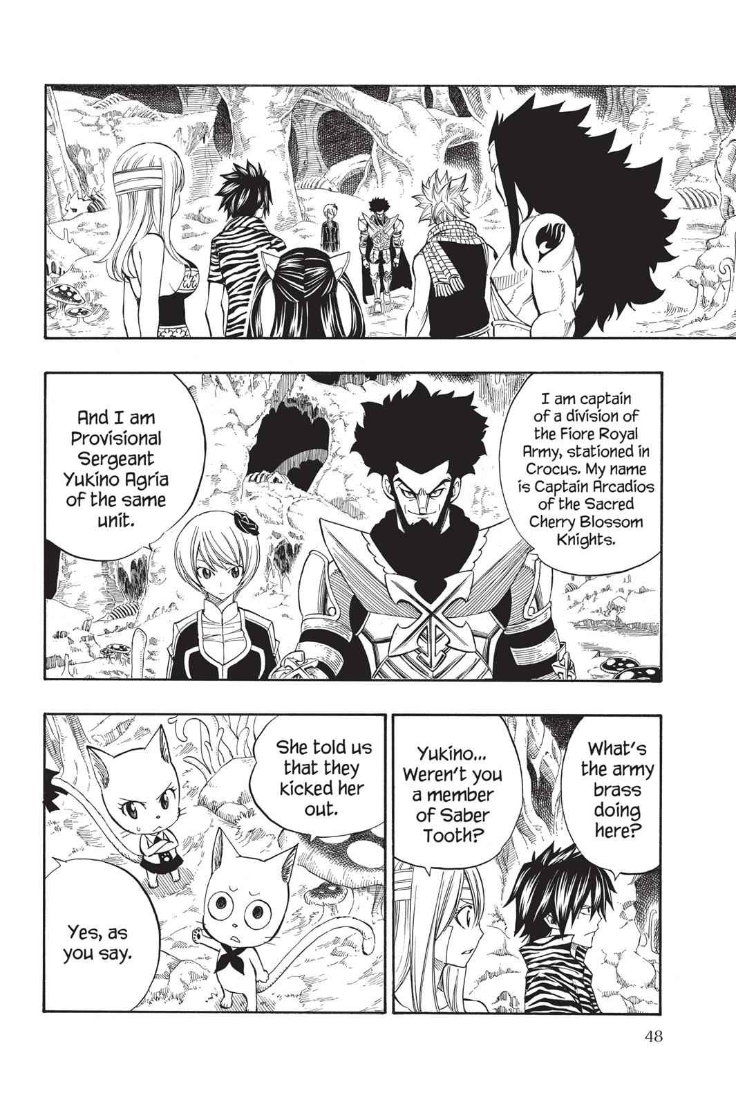 Fairy Tail Chapter 302 Page 2
