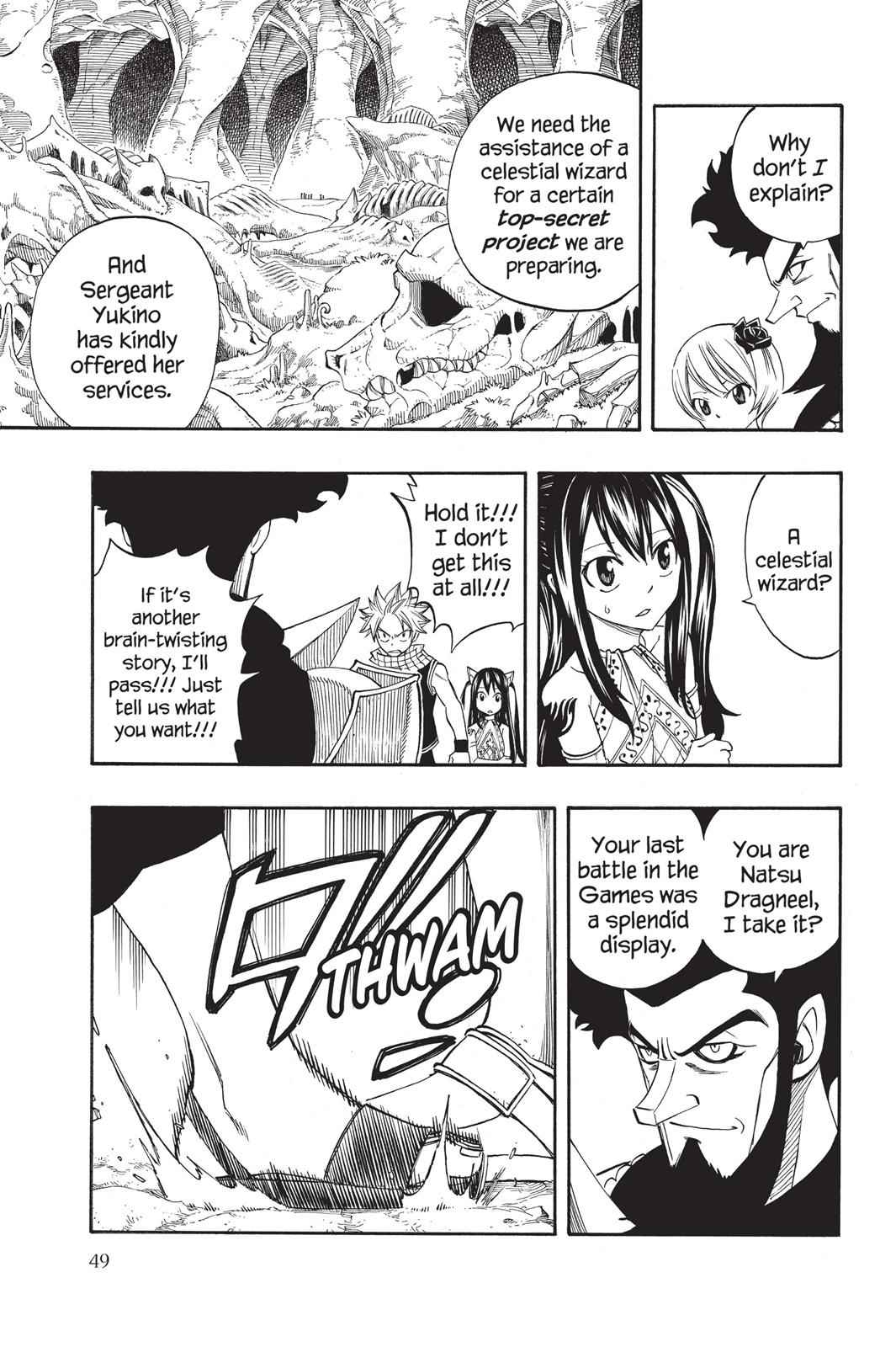 Fairy Tail Chapter 302 Page 3