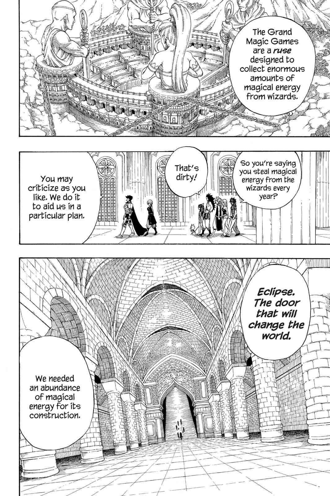 Fairy Tail Chapter 302 Page 8