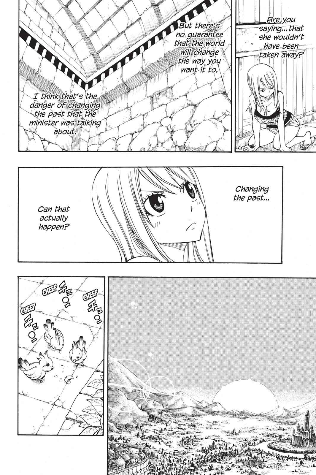 Fairy Tail Chapter 303 Page 10