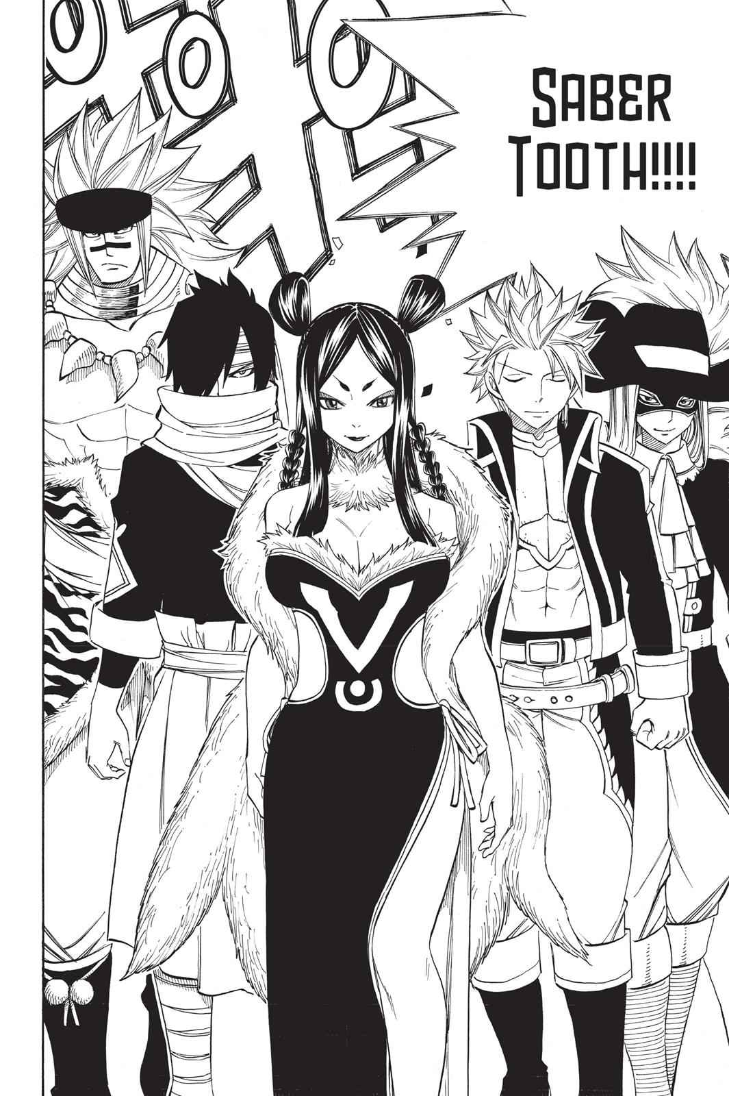 Fairy Tail Chapter 303 Page 14