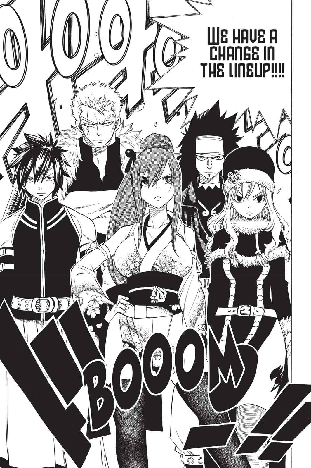Fairy Tail Chapter 303 Page 17