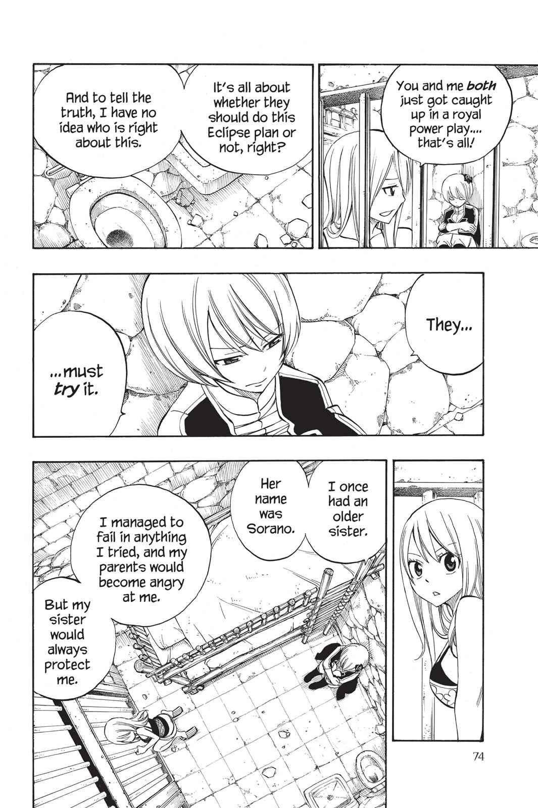 Fairy Tail Chapter 303 Page 8