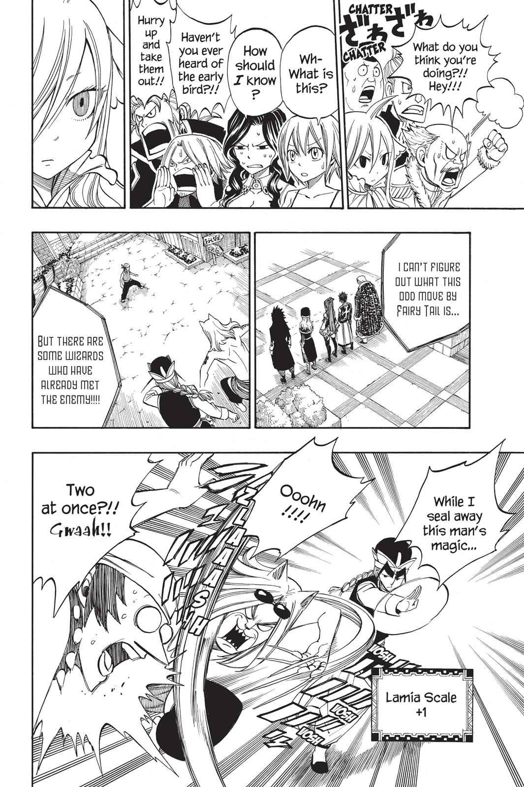 Fairy Tail Chapter 304 Page 10