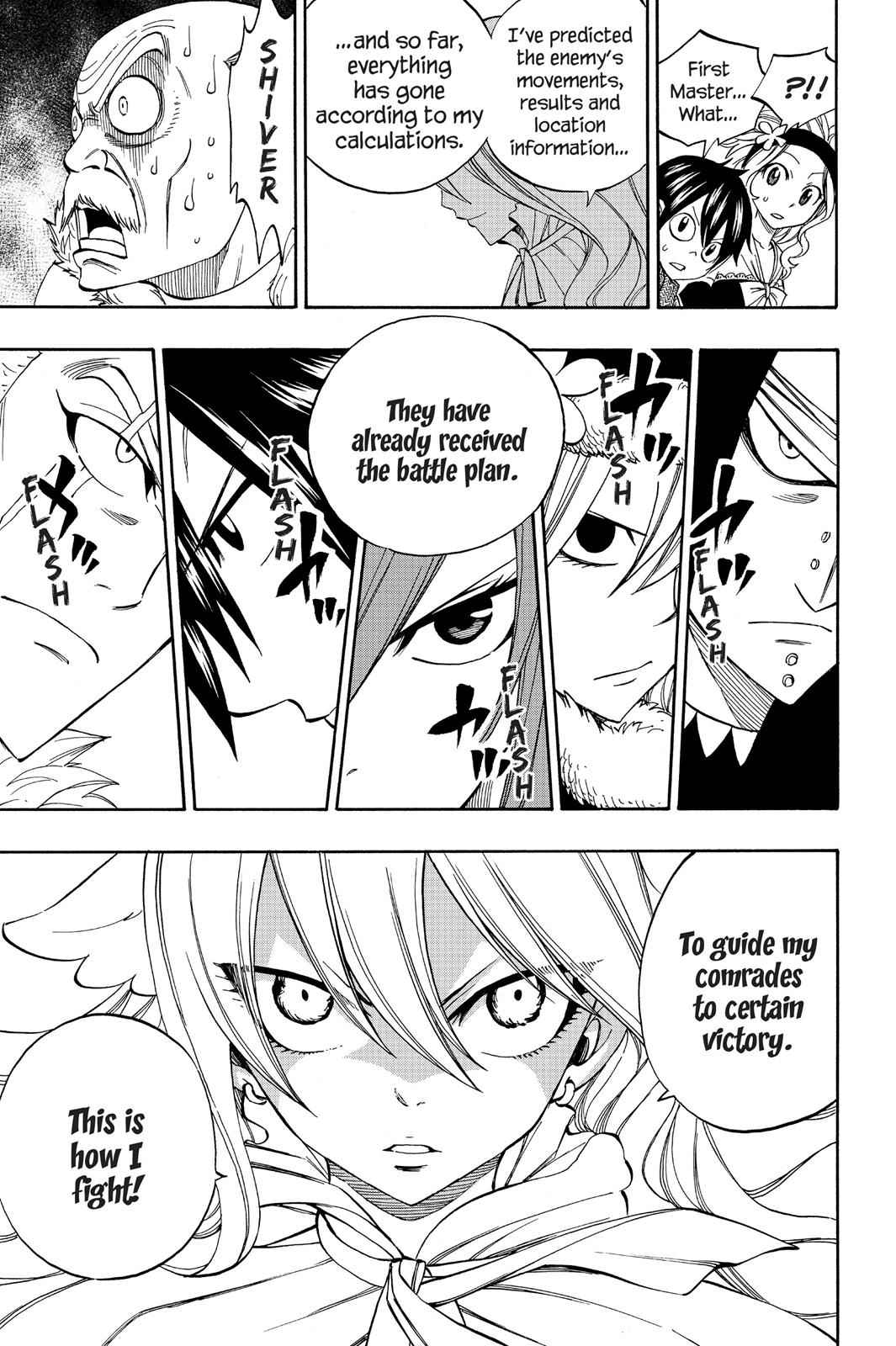 Fairy Tail Chapter 304 Page 17
