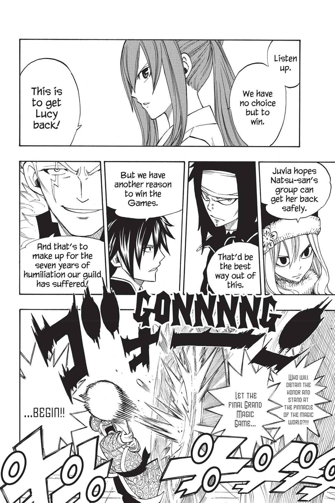 Fairy Tail Chapter 304 Page 6