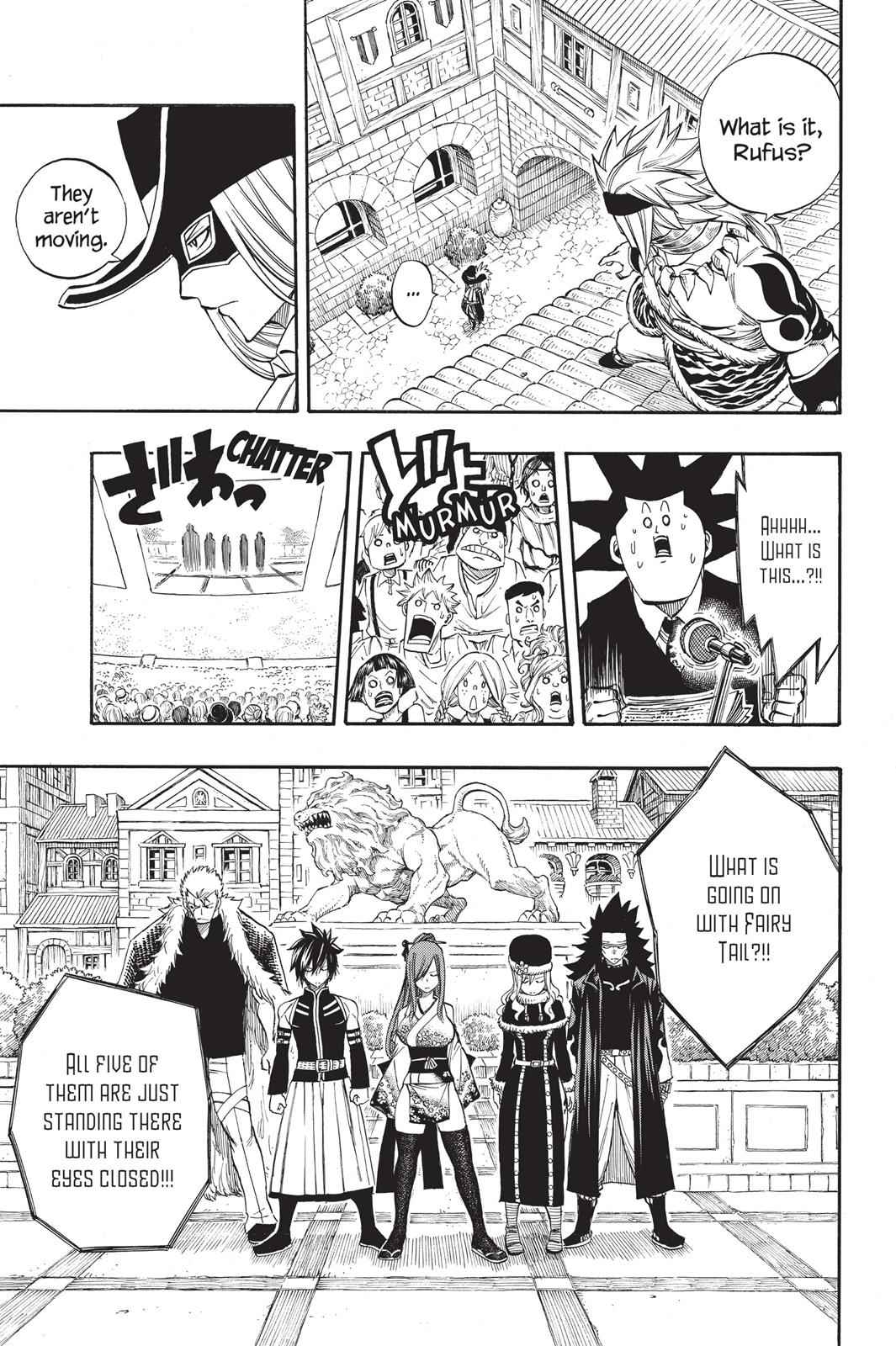 Fairy Tail Chapter 304 Page 9
