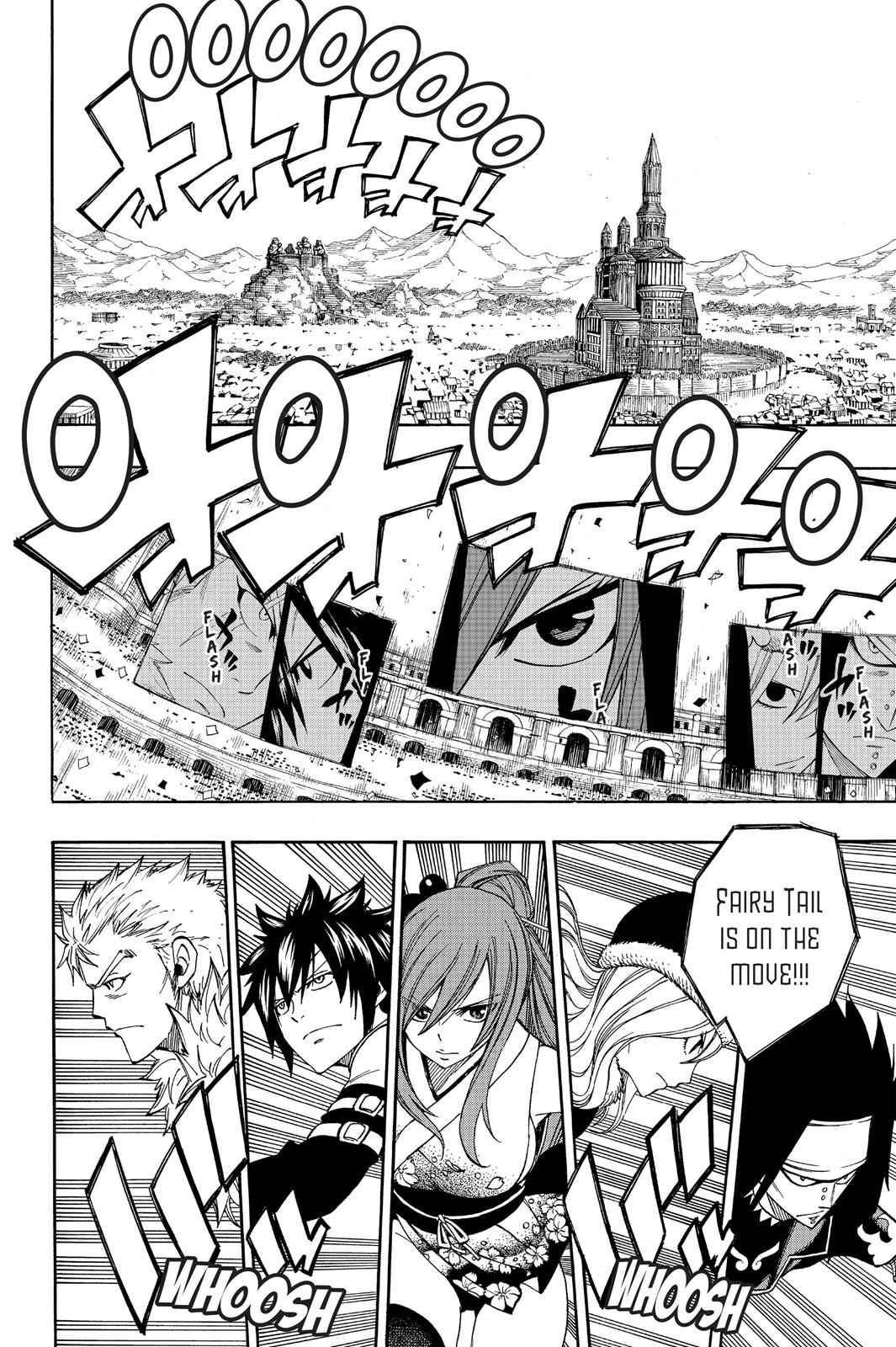 Fairy Tail Chapter 305 Page 2