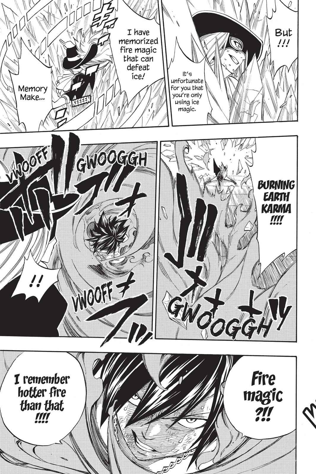 Fairy Tail Chapter 306 Page 17