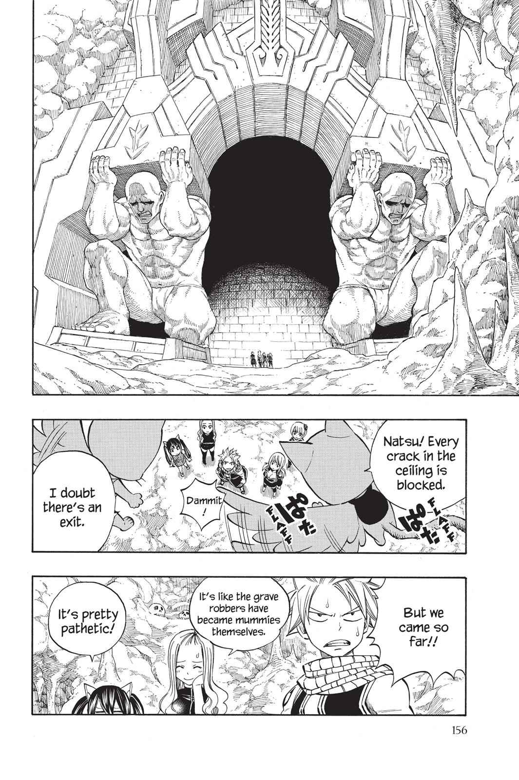 Fairy Tail Chapter 307 Page 10