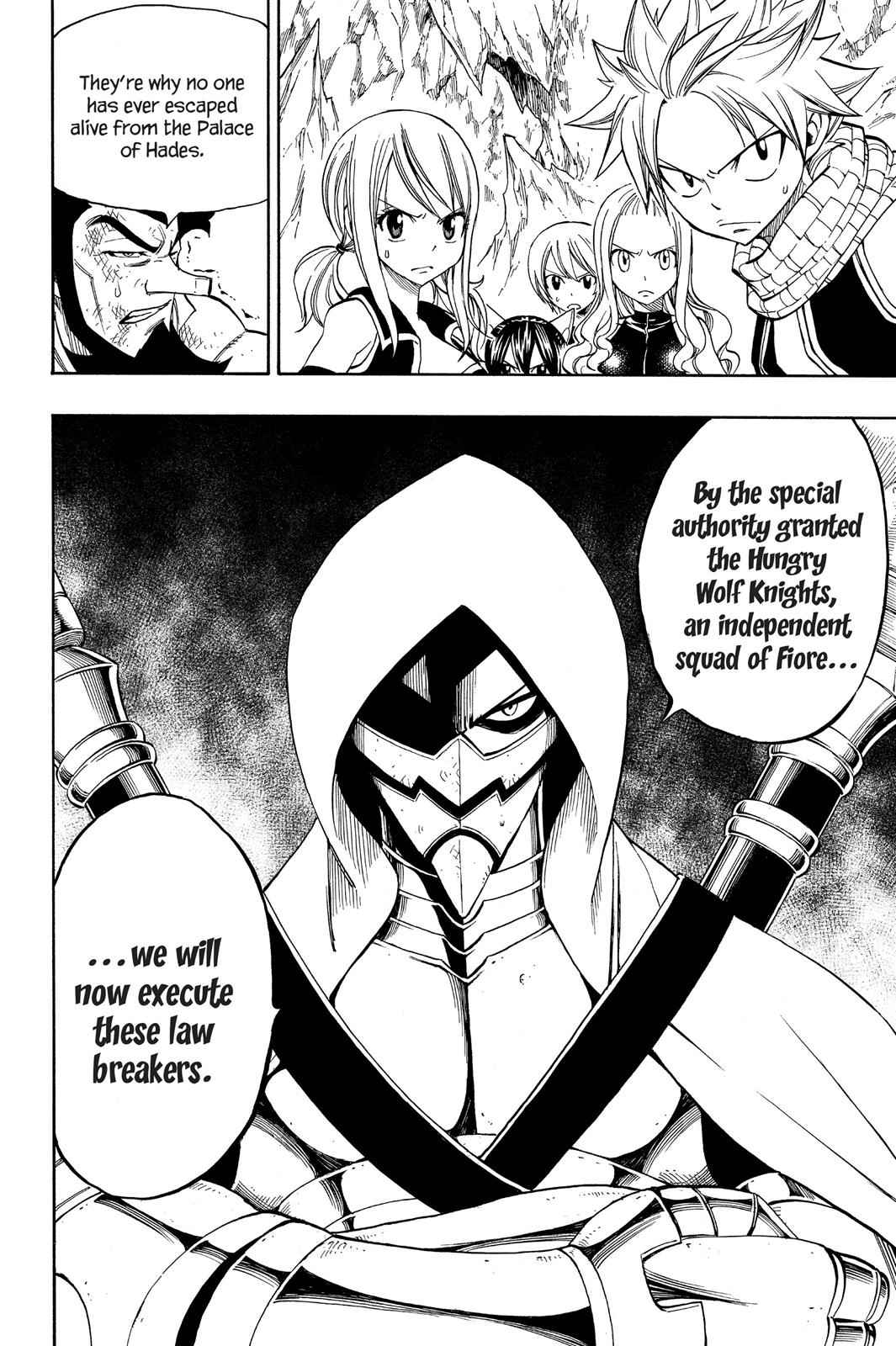 Fairy Tail Chapter 307 Page 19