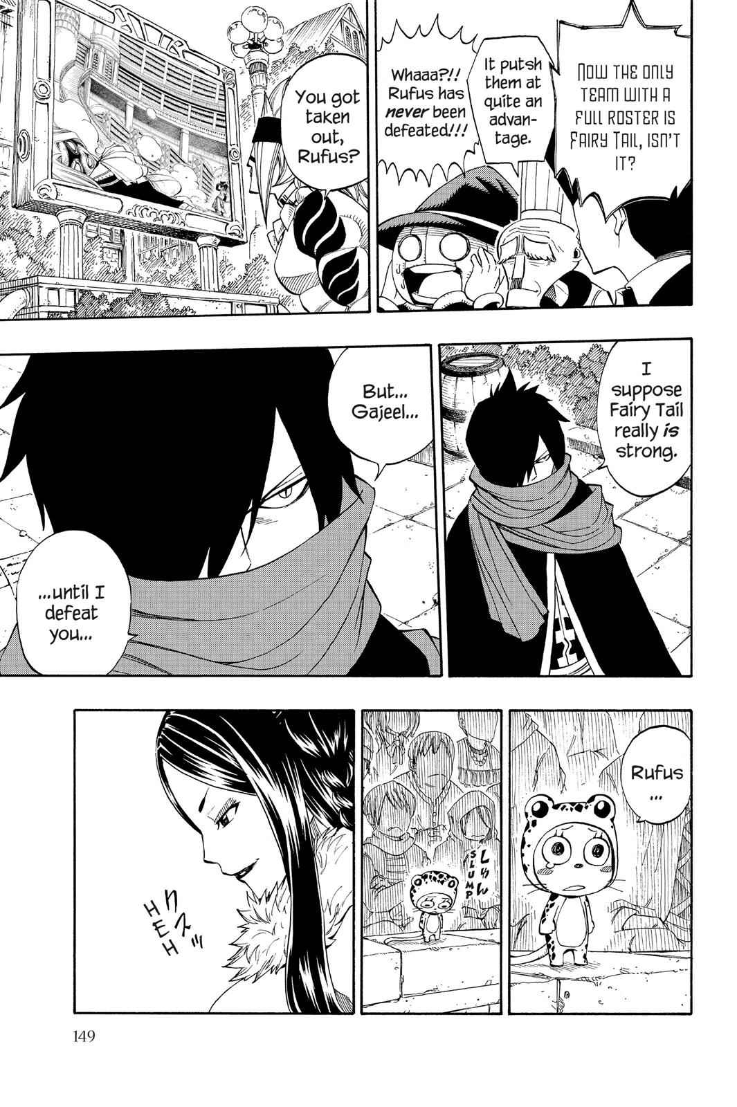 Fairy Tail Chapter 307 Page 3