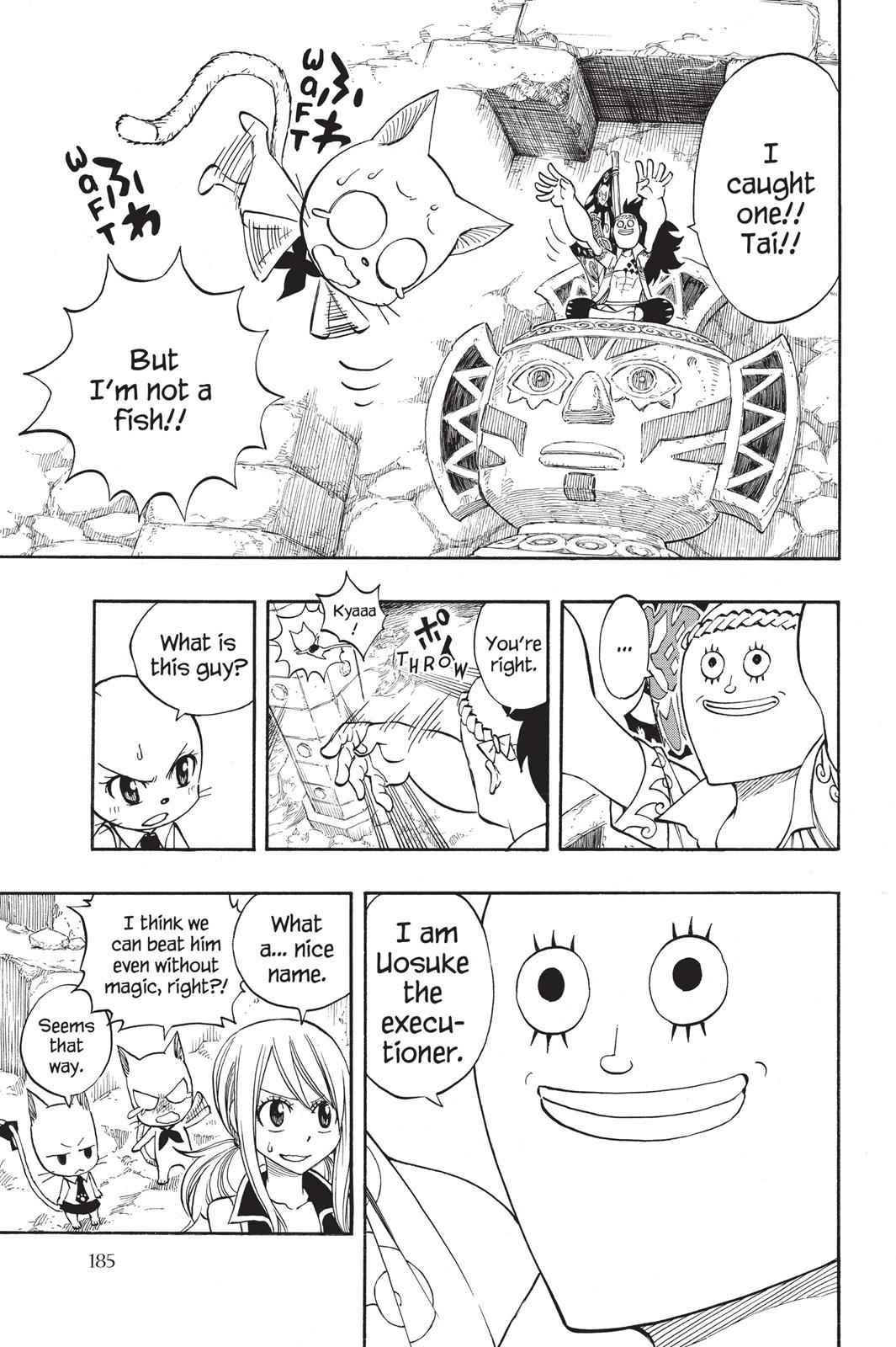 Fairy Tail Chapter 308 Page 19