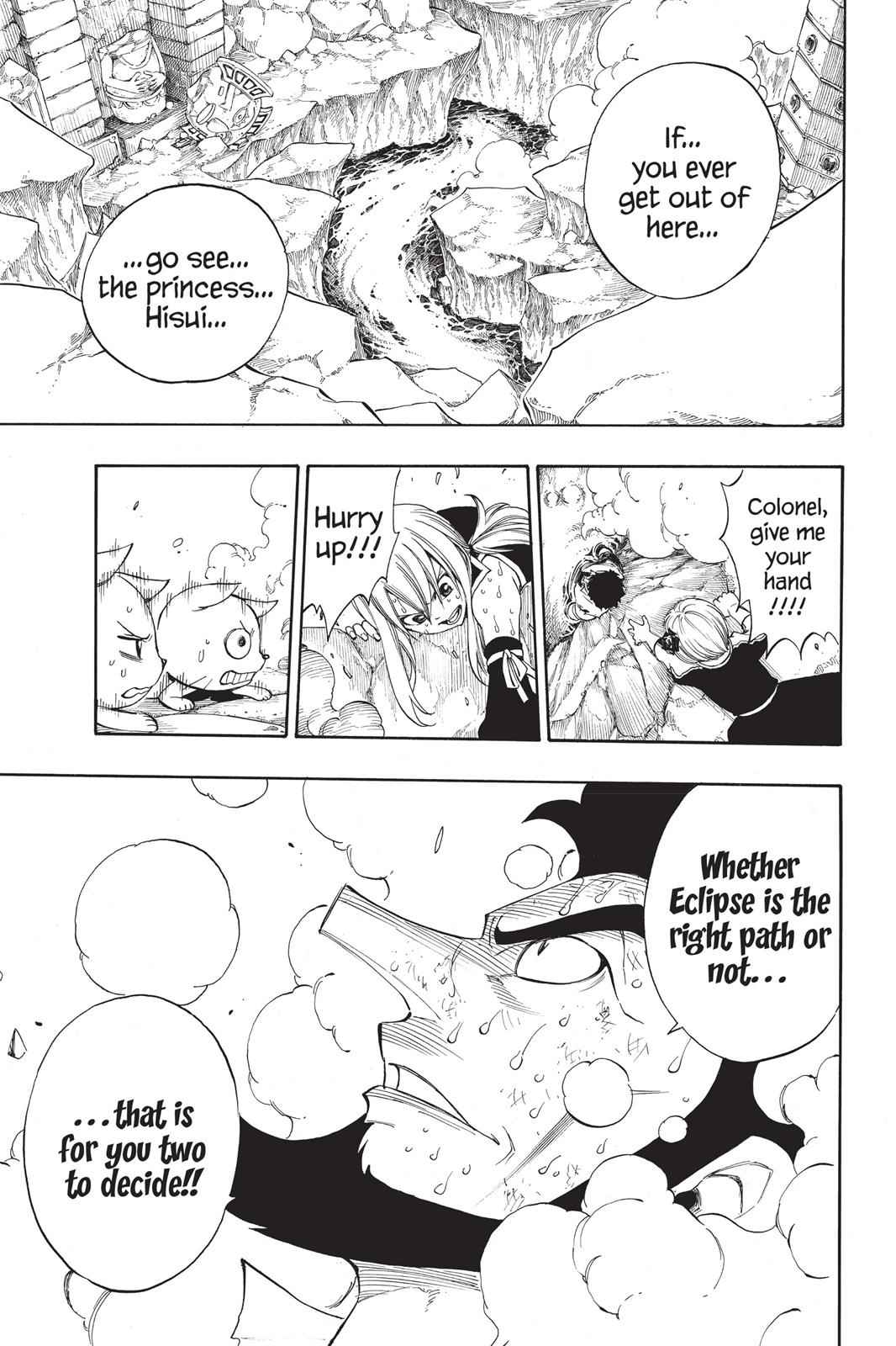 Fairy Tail Chapter 309 Page 19