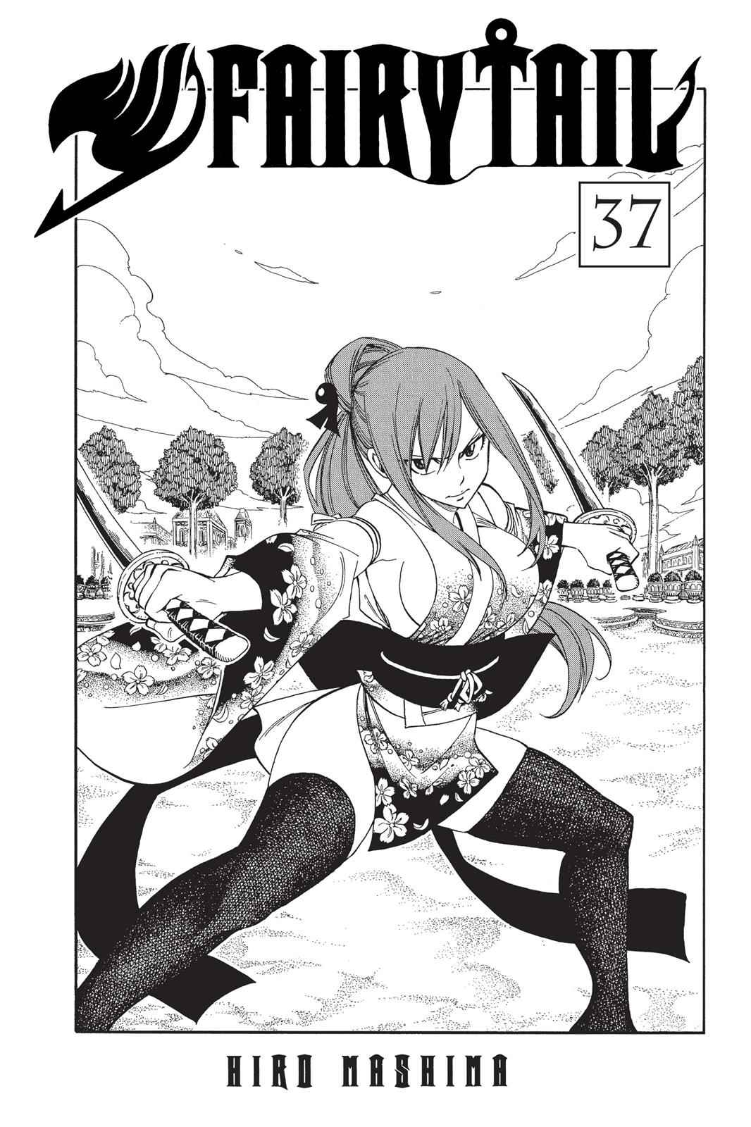 Fairy Tail Chapter 309 Page 3