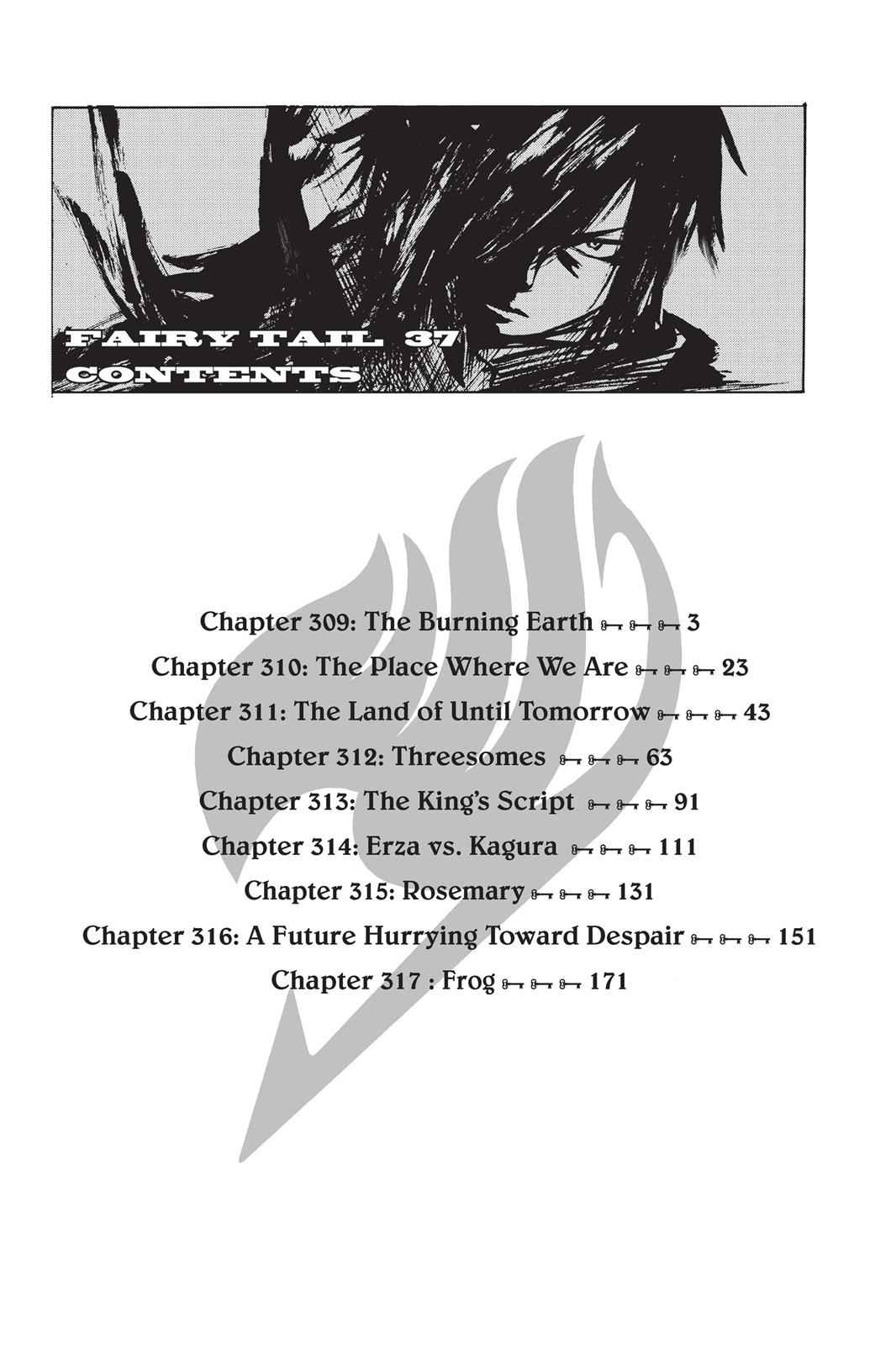 Fairy Tail Chapter 309 Page 4