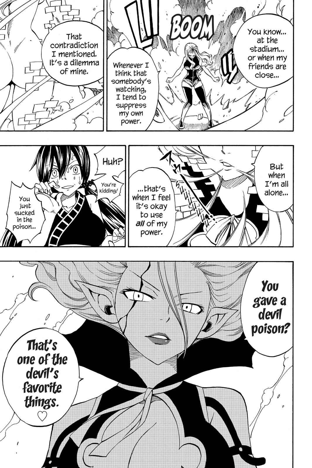 Fairy Tail Chapter 310 Page 13