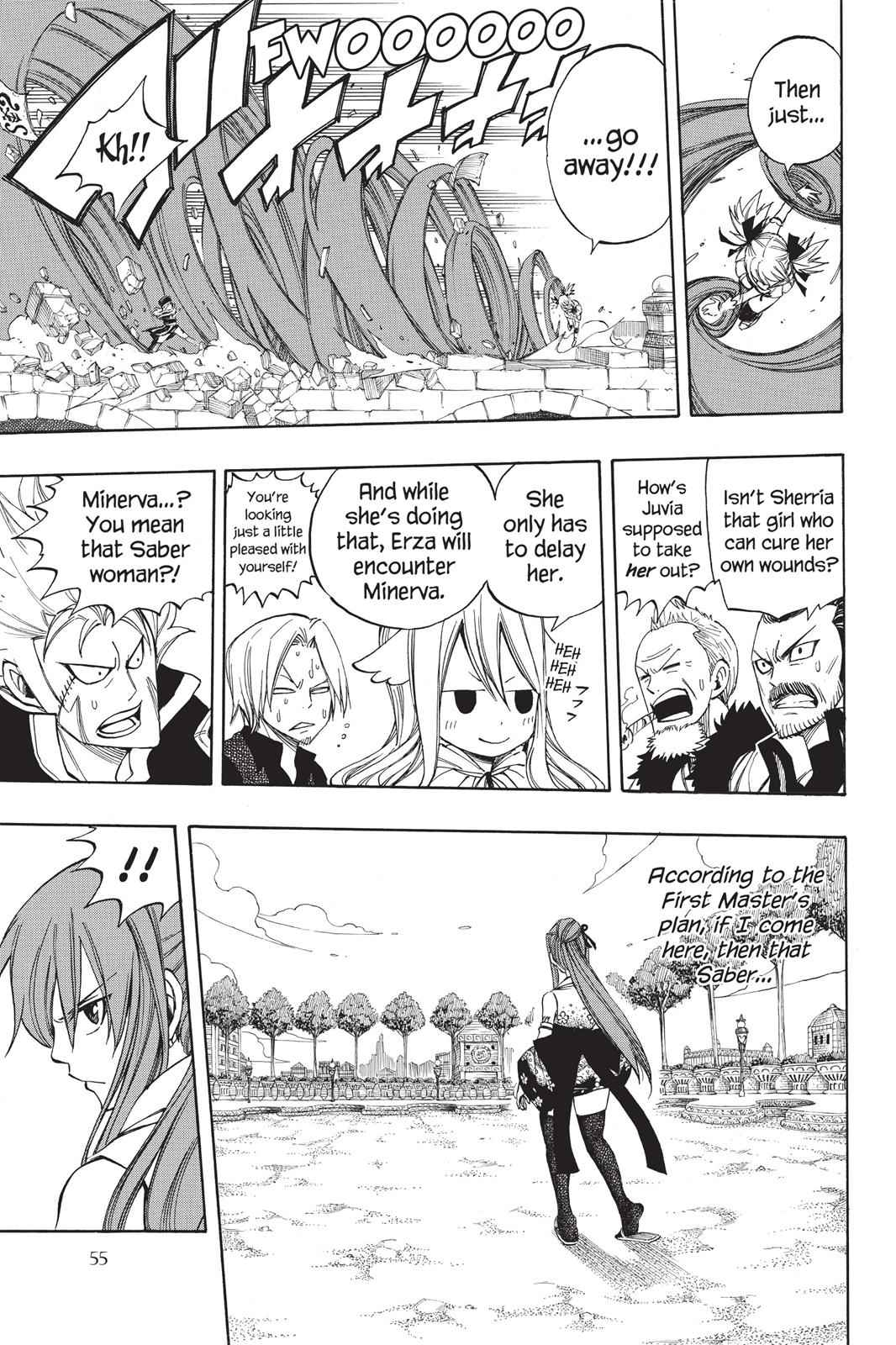 Fairy Tail Chapter 311 Page 13