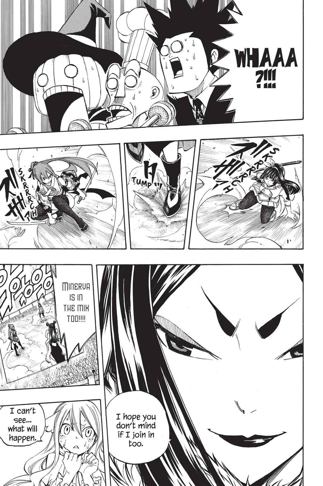 Fairy Tail Chapter 311 Page 19