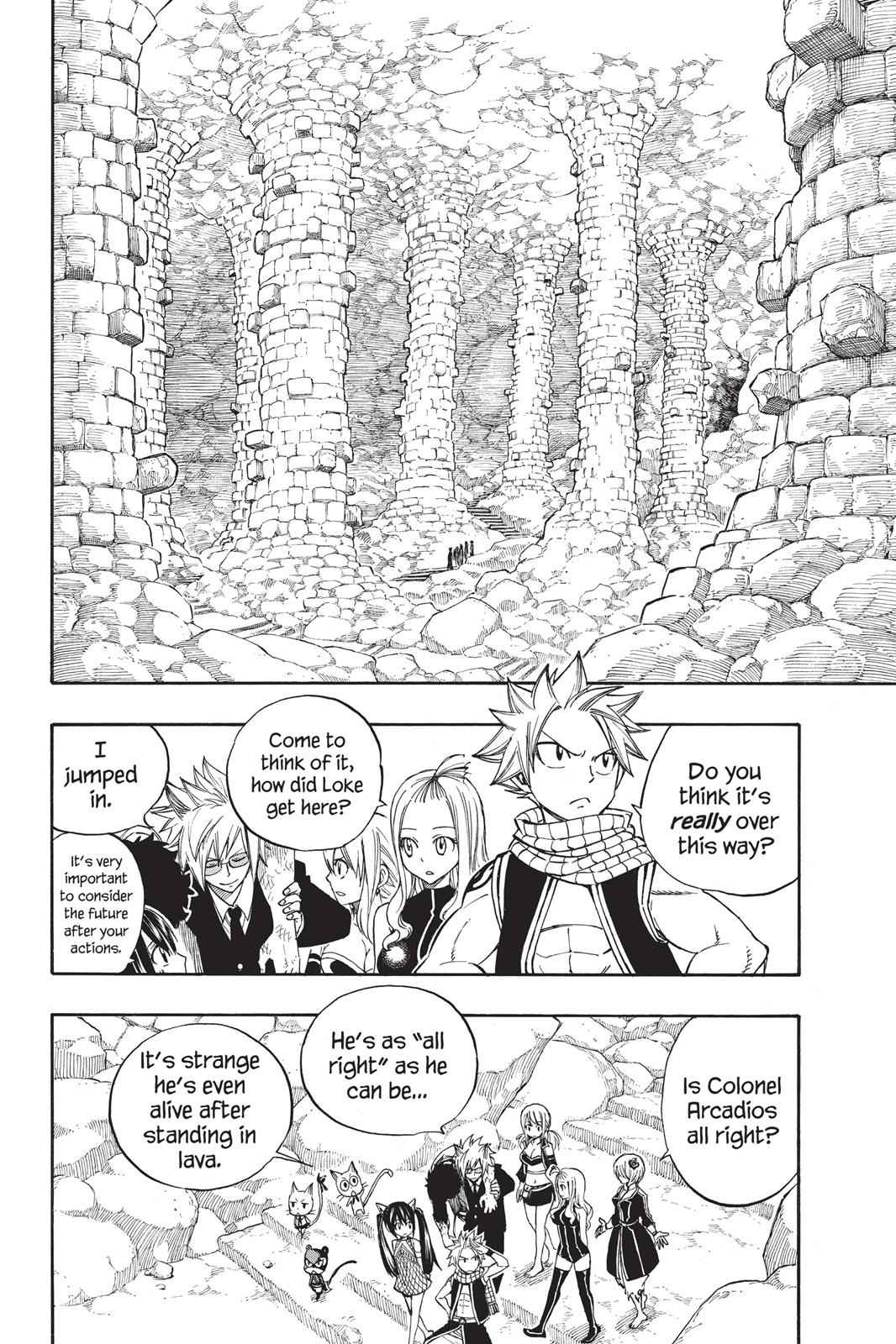 Fairy Tail Chapter 311 Page 2