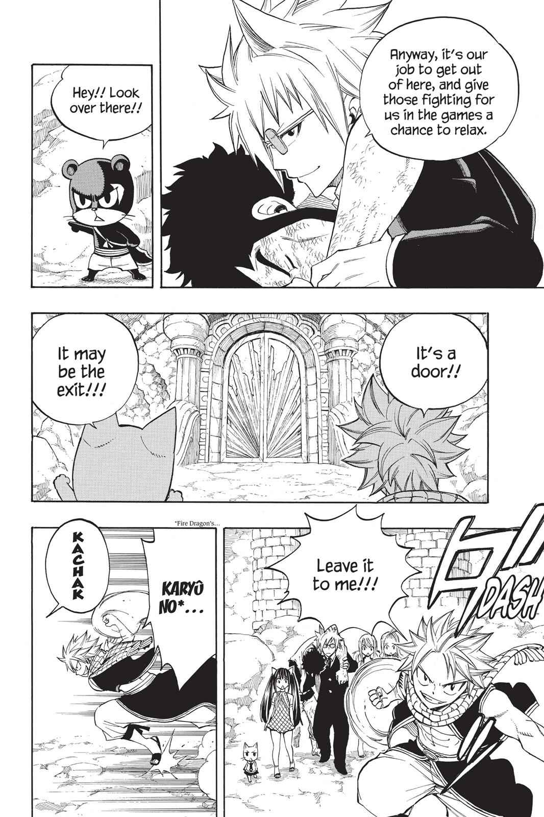 Fairy Tail Chapter 311 Page 4