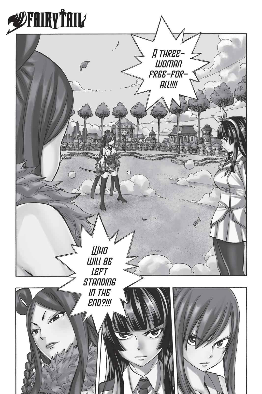 Fairy Tail Chapter 312 Page 1