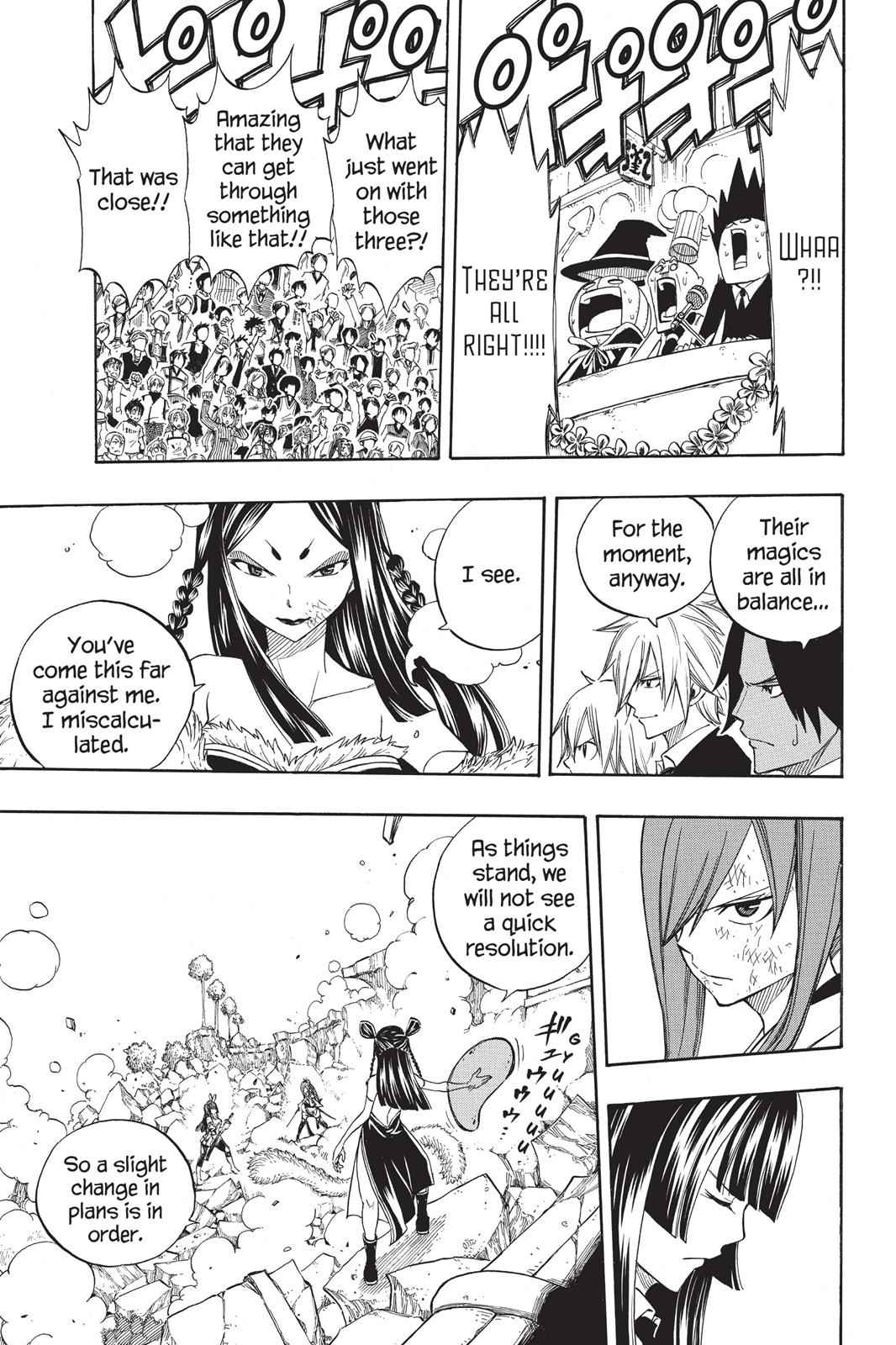 Fairy Tail Chapter 312 Page 19