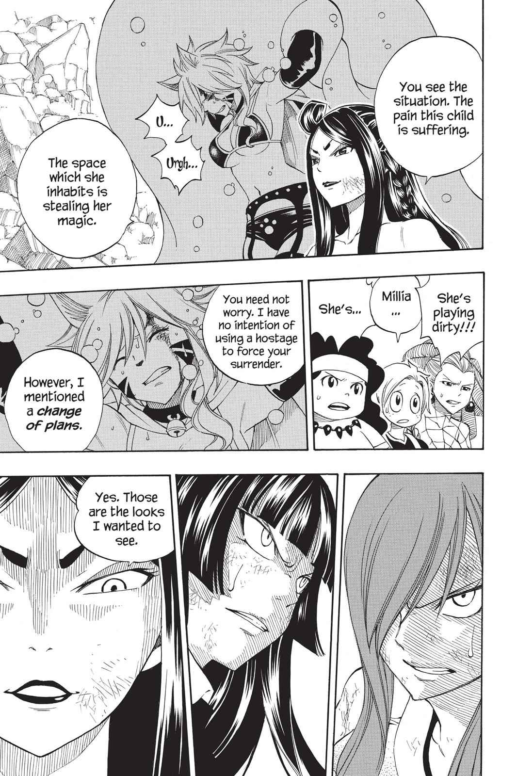 Fairy Tail Chapter 312 Page 21