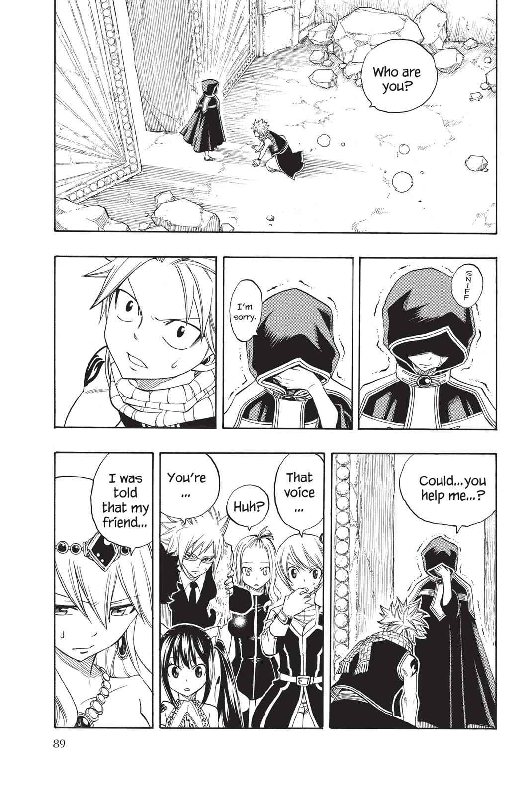 Fairy Tail Chapter 312 Page 25