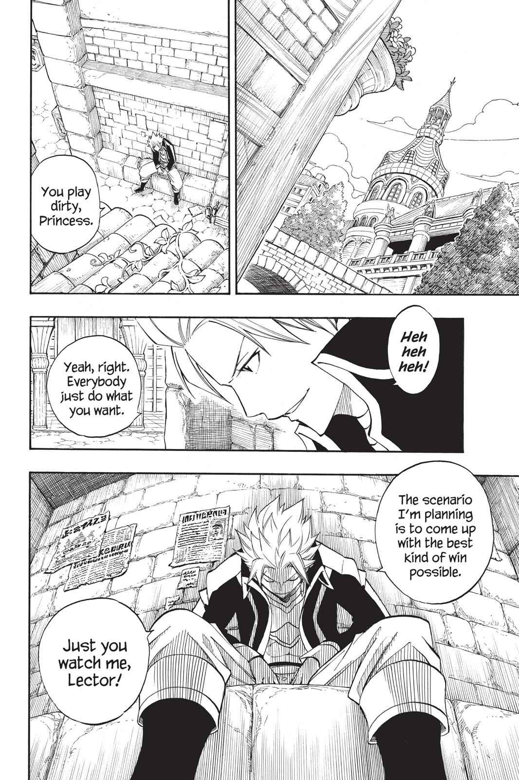 Fairy Tail Chapter 313 Page 19