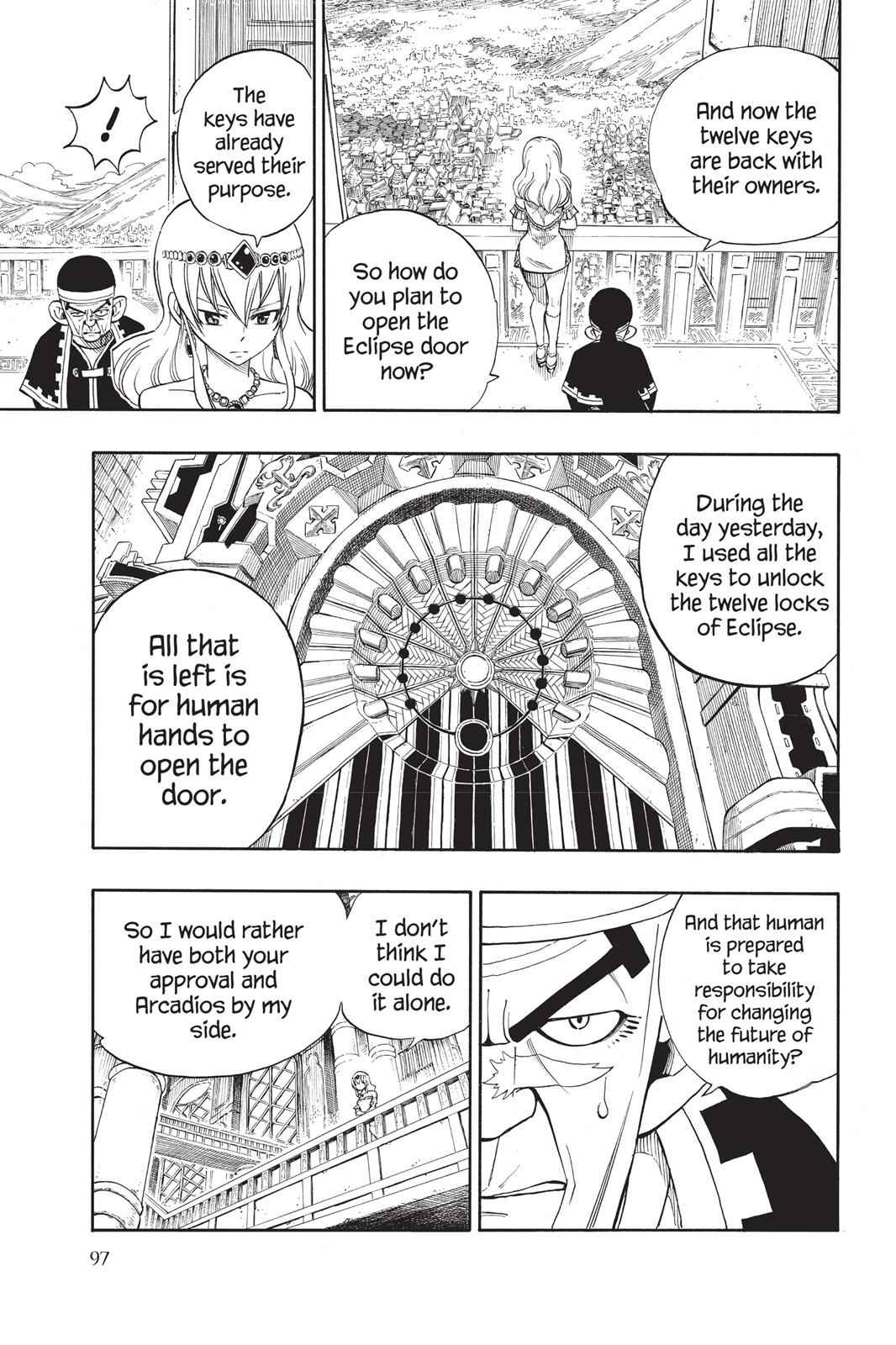 Fairy Tail Chapter 313 Page 7