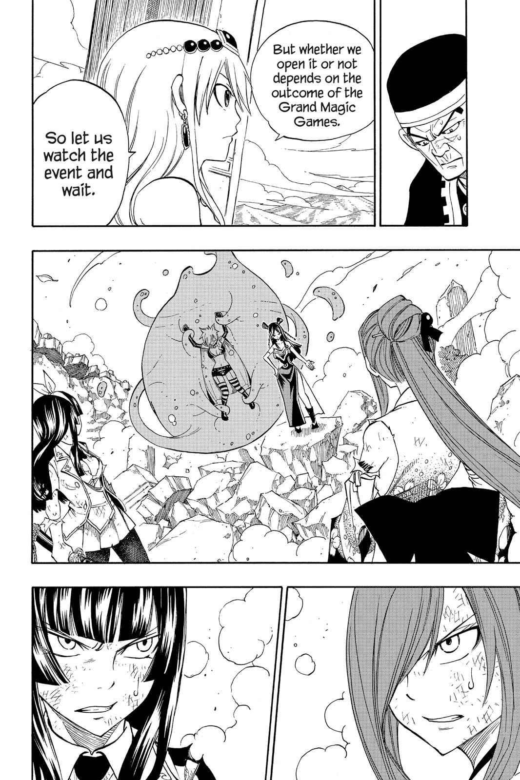 Fairy Tail Chapter 313 Page 8
